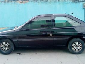 Ford Escort Gl 1.6 - 1994 - Preto - R$3.500,00