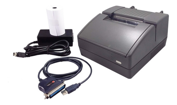 Impressora Cupom Não Fiscal Mecaf 40 Coluna Matricial