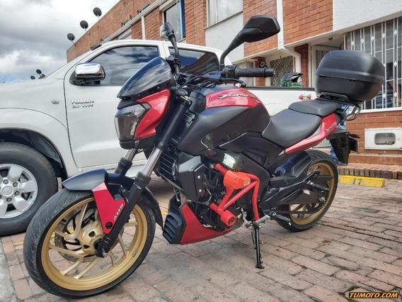 Bajaj Pulsar Dominar 400cc 10.000 Km Excelente Estado,nueva.