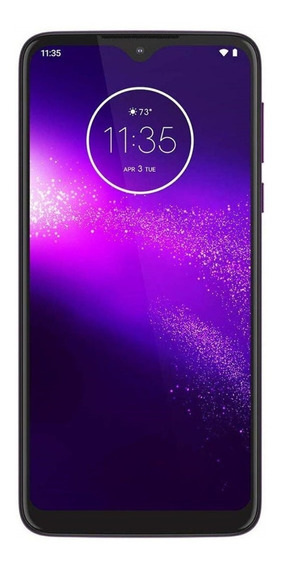 Motorola One Macro 64 GB Ultra violet 4 GB RAM