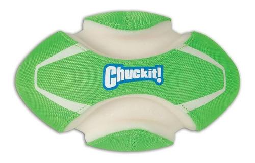 Imagem 1 de 2 de Brinquedo De Cachorro Bola De Lançar Fumble Fetch Max Glow
