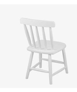 Conjunto Escrivaninha E Cadeira Infantis - Semi- Nova