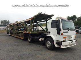 Ford Cargo 4030 4x2 Engatado Cegonha Dambroz Conjunto Oferta