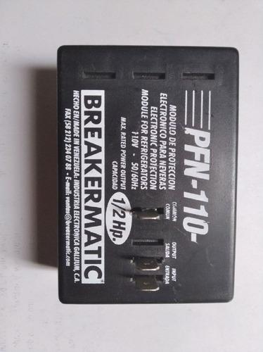 Protector De Voltaje Breackermatic Pnf-110 Nuevos Originales