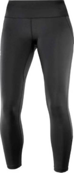 Calza Mujer Salomon - Agile Long Tight - Running