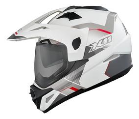 Capacete X11 Crossover X3