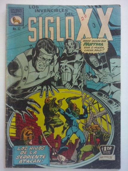 Los Invencibles Del Siglo Xx # 32 La Prensa Junio 1971