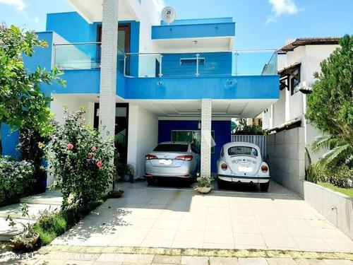 Casa Em Condomínio Para Venda Em Parnamirim, Parque Das Nações, 4 Dormitórios, 3 Suítes, 5 Banheiros, 4 Vagas - Kc 0343_2-1155967
