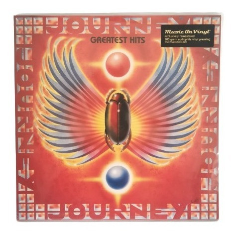 Journey Greatest Hits Vinilo [nuevo]