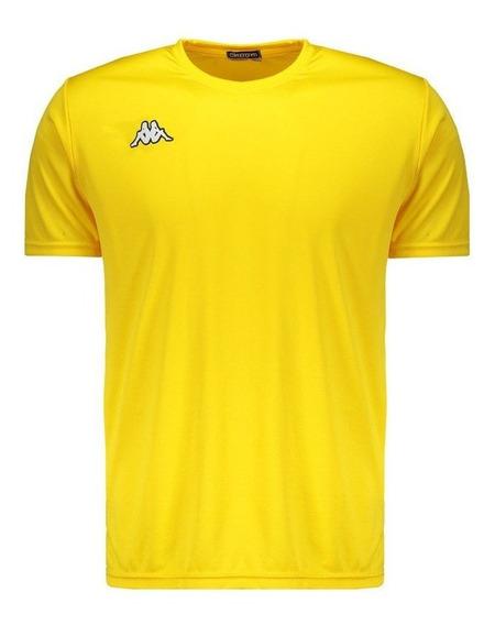 Camisa Kappa Modena Amarela