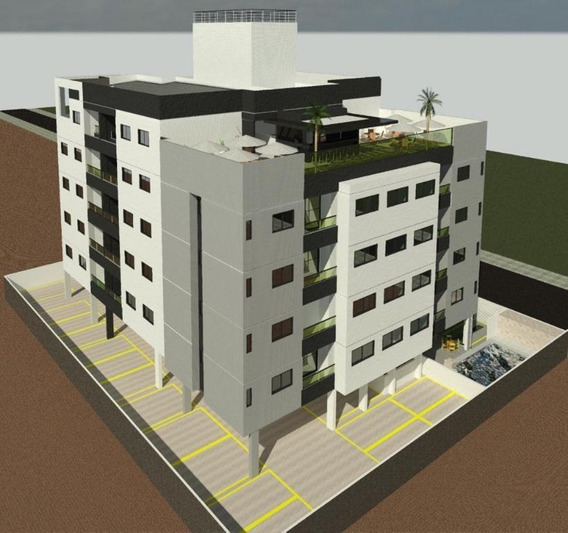 Apartamento Em Bessa, João Pessoa/pb De 62m² 2 Quartos À Venda Por R$ 267.000,00 - Ap211283