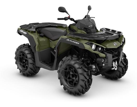 Canam 570 L Pro Oulander Solo En Gs Motorcycle