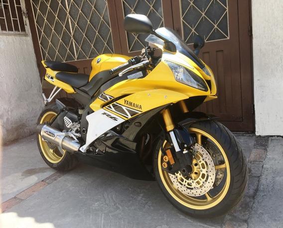 Yamaha R6r 50 Aniversario