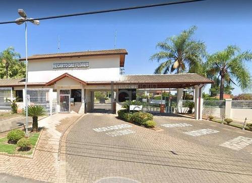 Chácara Com 4 Dormitórios À Venda, 5000 M² Por R$ 2.200.000,00 - Recanto Das Flores - Indaiatuba/sp - Ch0458
