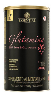 Glutamina 600g - Essential