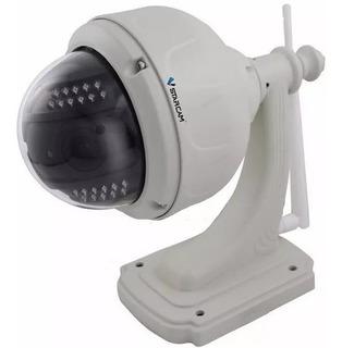 Camara Wifi Hd 4x Zoom 720p 1mp Onvif Exterior Domo Vstarcam