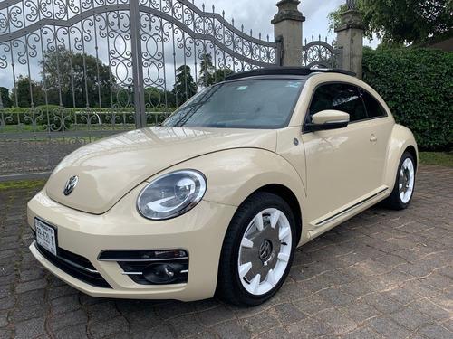 Imagen 1 de 14 de Volkswagen Beetle 2019 Final Edition