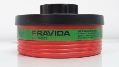 Imagen 1 de 6 de Filtro Fravida 5300/23 Para Amoniaco Y Metilamina X Unidad