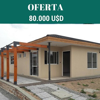 Dueño Vende Casa Nueva En La Paz. Oferta.