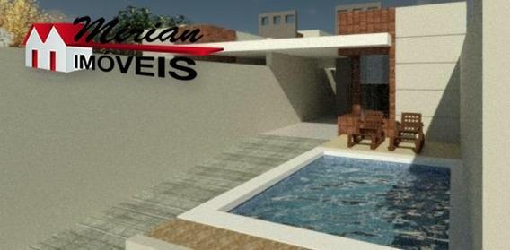 Casa Nova Com 3 Dormitórios Em Bairro Residencial - Ca01204 - 34796665