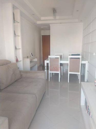 Imagem 1 de 18 de Apartamento À Venda, Tatuapé - São Paulo/sp - Ap4698