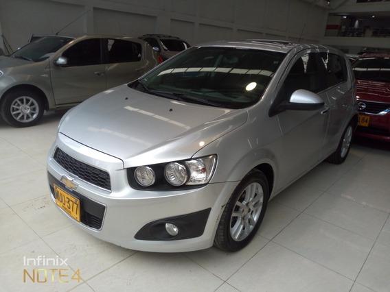 Chevrolet Sonic 1.6 Hb Automatico