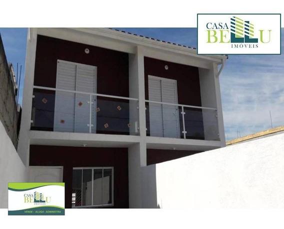 Casa Residencial À Venda, Jardim Santo Antonio, Franco Da Rocha. - Ca0284
