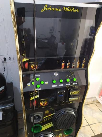 Maquina De Musica Jukebox 19 Polegadas 400 Wats