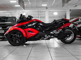 Spyder Can-am Rs 1000c Ano 2010 Financiamos