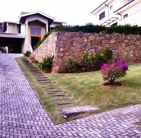 Casa Residencial À Venda, Condominio Porto Atibaia, Atibaia. - Ca0136
