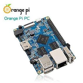 Orange Pi Pc + Fonte 5v 2a + Cooler 5v
