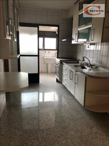 Apartamento Residencial À Venda, Saúde, São Paulo. - Ap5366