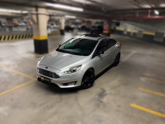Ford Focus Titanium Plus 2.0 Aut. Teto Solar + Garantia Fab.