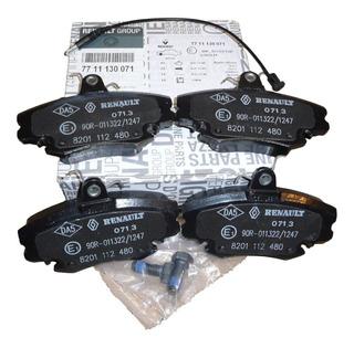 Pastillas De Freno Renault Sandero 1.6 16v K4m Original