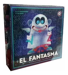 Juego De Mesa El Fantasma Ruibal
