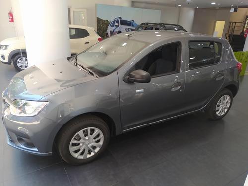 Renault Sandero Life 1.6 - Tasa 0%! 18 Meses Oportunidad - R
