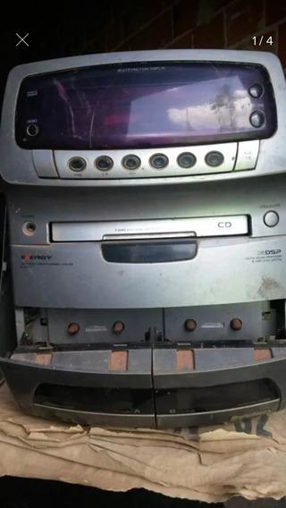 Mecanismos 7 Cds Som Gradiente E-1000 (travado)
