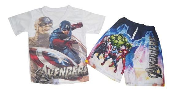 Conjunto Deportivo De Avengers
