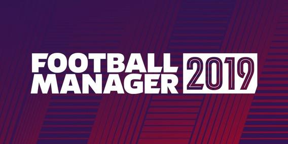 Football Manager 2019 + Editor Fm 2019(steam Offline)