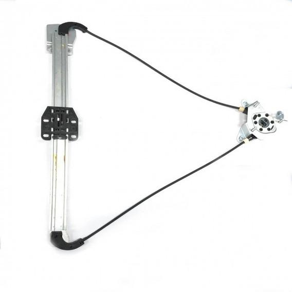 Maquina Vidro Eletrica Sem Motor Del Rey 2 Portas Esquerdo