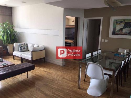 Apartamento À Venda, 190 M² Por R$ 3.000.000,00 - Jardim América - São Paulo/sp - Ap19442