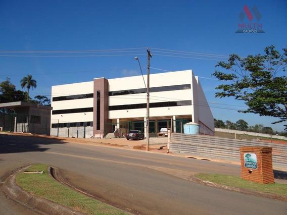 Galpão Comercial Para Locação, Centro (vargem Grande Paulista), Vargem Grande Paulista. - Ga0362
