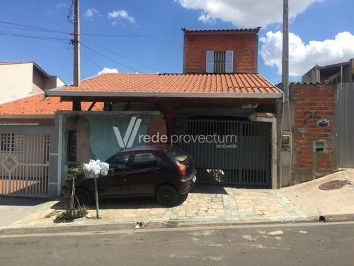 Casa À Venda Em Jardim Ouro Preto - Ca286360