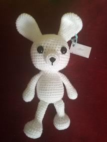 5400f7163 Oso / Conejo Muñeco Amigorumi Crochet Tejido Mano 20 Cm