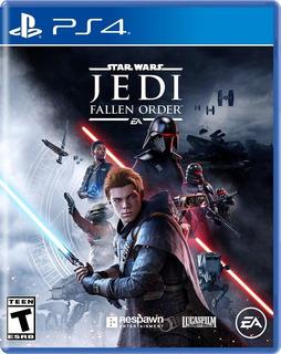 Star Wars Jedi Fallen Order Ps4 Físico En Stock - Nextgames