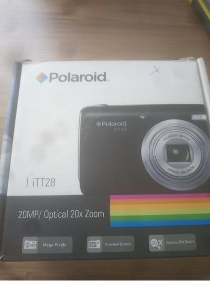 Câmera Fotográfica Polaroid Itt28 20mp