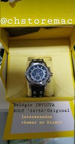 Relógio Invicta Bolt - Original