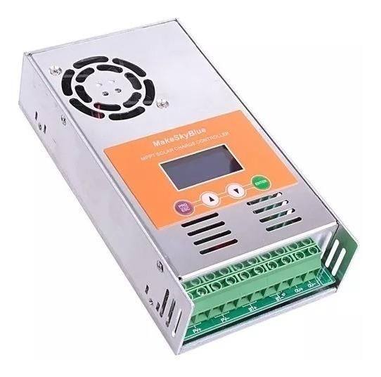 Controlador Carga Solar Mppt 40a 12v/24v/36v/48v Makeskyblue