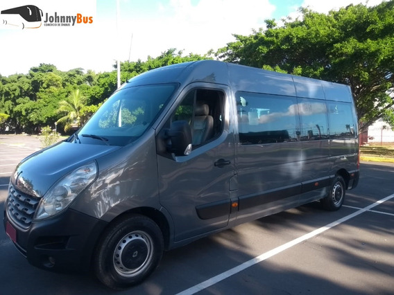 Renault Master 2.3 Executive L3h2 - Ano 2014/15 Johnnybus