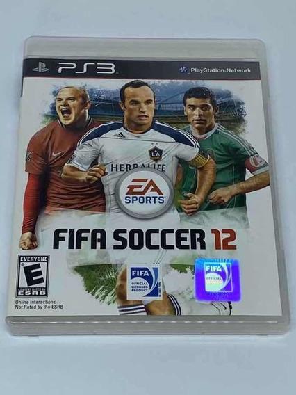 Game Fifa Soccer 2012 Original